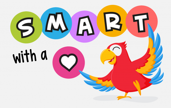Smart Logo Staying Safe Onlin
