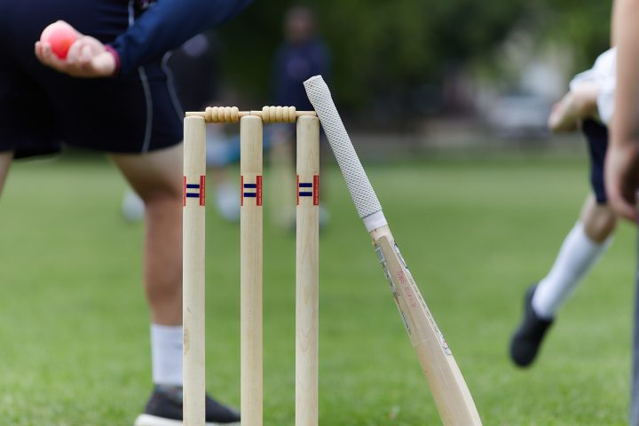 Cricket at Swanbourne House