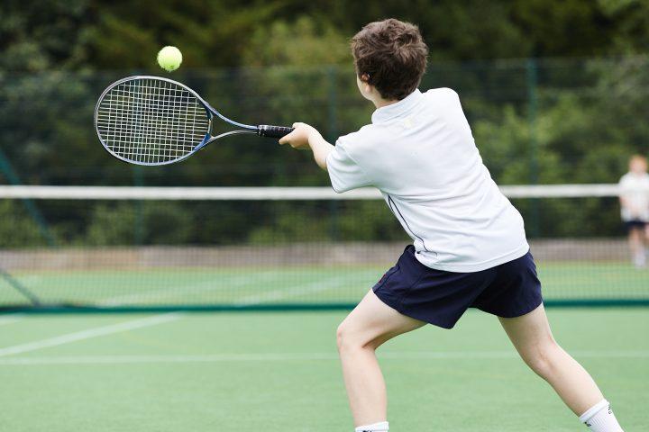 Tennis at Swanbourne House School