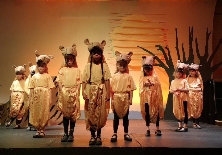 The Lion King Performance Independent School