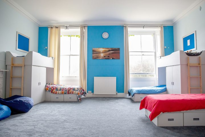 Boarding House School Bedroom