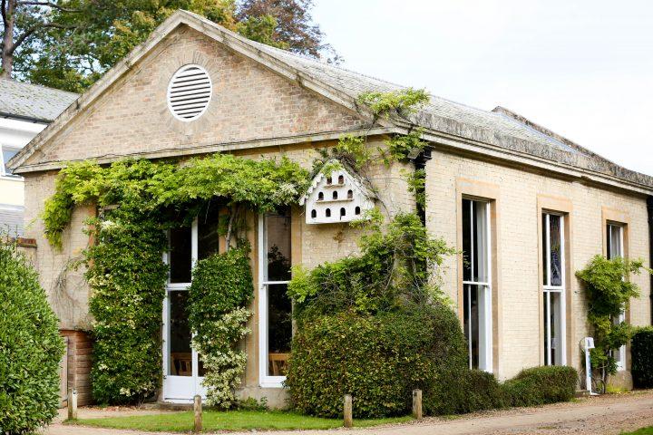 Chapel, Swanbourne House School, Milton Keynes