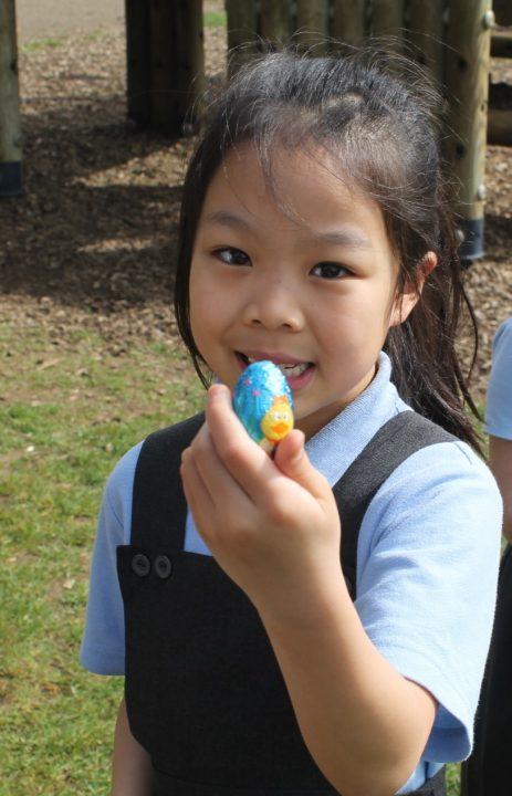 Swanbourne House School Easter Activity