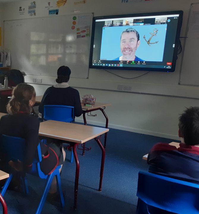 Swanbourne House School Mindfulness