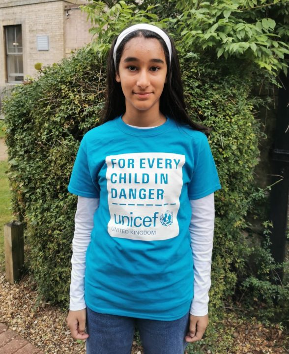 Swanbourne House School, UNICEF Fundraising